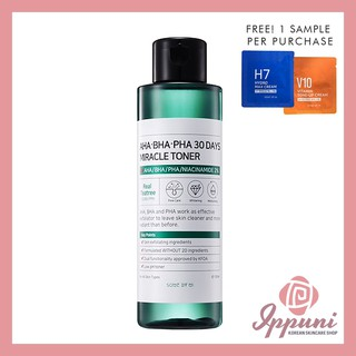 SOMEBYMI Aha. Bha. Pha 30days Miracle Toner 150ml