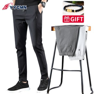 [Free Shipping] YYcmn PANTS Fashion Men Pants British Business style Good Quality