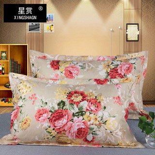 ┋Star to watch adult pillow cases a large envelope single student contracted thickening zipper core set of pillowcase
