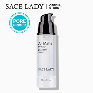 SACE LADY Matte Pore Minimizer Face Primer Long Lasting Smooth Makeup Base