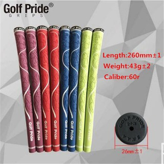 Golf Pride 60R Core Golf Grip Rubber golf iron grips Vyne Golf Equipment