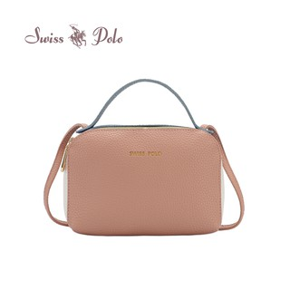 SWISS POLO LADIES SLING BAG HCM 211-3 PINK