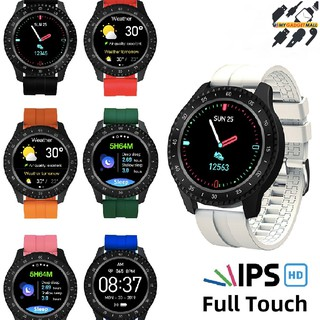 Full Touch IPS HD Screen Smart Watch Bluetooth IP68 Waterproof Sports Band Wristband Monitor Fitness Heart Blood F17