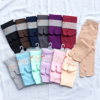 STOKIN SOKA BASIC PLAIN BERJARI MUSLIMAH (we dont sell ecosock/low quality)