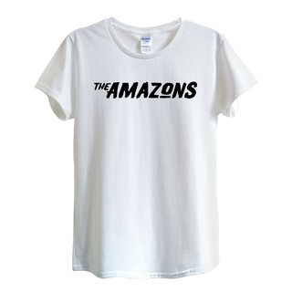 Men T Shirt The Amazons Band Future Dust Music Uk Rock Reading 100% cotton