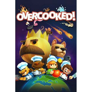 Nintendo switch overcooked 1 煮糊了 [ENG/CHI] [Digital download]