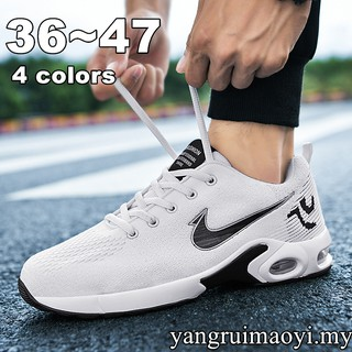 NEW~Size 36~47 Fashion Mesh Men's Shoes Breathable Leisure running shoes Large Women's shoes sneakers sports shoes