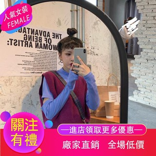 Set Women Three-piece Suit Female 2020 Design Sleeve Hollow Out Long-sleeved T-shirt