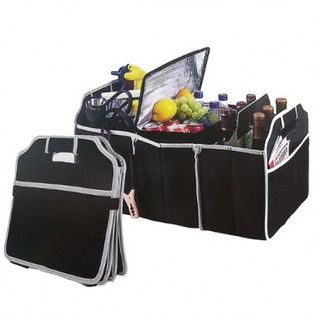 Foldable Car Multipurpose Storage Bag Cubby Box Organizer Folding Pocket