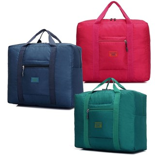 Perfect Travel Companion Foldable Luggage Bag