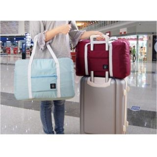 cheap travel luggage bag big size folding carry foldable travel bag