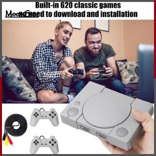 Classic Game Console 8-bit for PS1 Mini Home 620 Action Game Enthusiast Entertainment System Retro