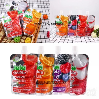 (RM1.70 Wholesale) Jele Double Jelly Halal