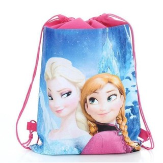 Cartoon Storage Bag Beach Swimming Waterproof Travel Drawstring Bag