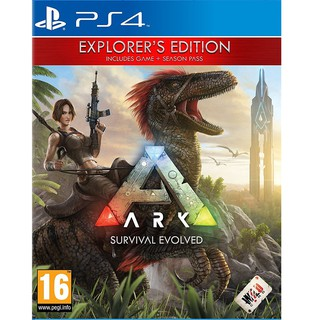PS4 ARK: Survival Evolved – Explorer's Edition (ENG) Digital Download
