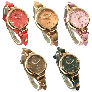 SUPER PROMO! Fossil Ladies Leather Watches