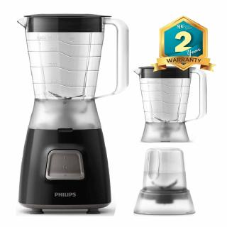 Philips Blender HR2059 (450W) 1.0L Plastic Twin Jar