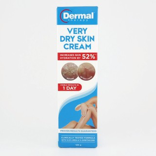 Dermal Therapy Very Dry Skin Cream 125gm