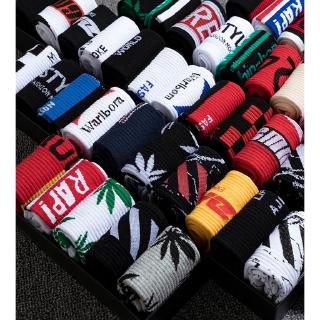 Ready Stock Marks Ankle Socks Stokin Basic Long Socks Street Fashion Basketball Summer Sports Sock