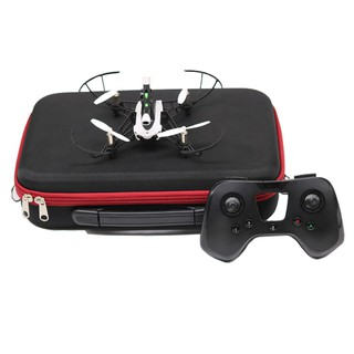 Black Drone RC Accessory Storage Shoulder Bag Handbag Case For Parrot Mambo