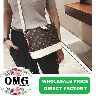 CNY BIG SALEOMG VINTAGE FLOWER EDITION SLING BAG