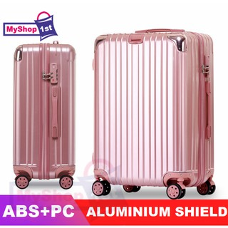 [PREMIUM] ABS+PC HARDCASE TRAVEL LUGGAGE SETS SUITCASES 20 INCH & 24 INCH & 26 INCH