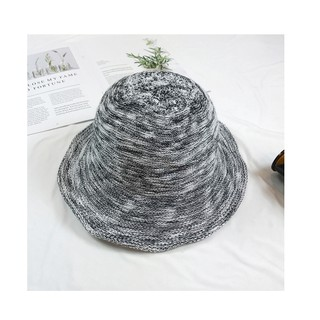 Breathable cotton and linen fisherman hat female summer wild sun sunscreen beach hat,buy one get one free