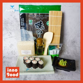 FantaSea Sushi DIY Set / Kimbap DIY Set (Halal)