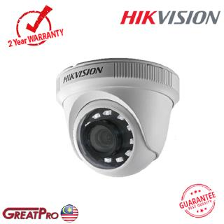 HIKVISION 2MP TURBO HD 4 IN 1 INDOOR IR DOME CAMERA (DS-2CE56D0T-IPF)