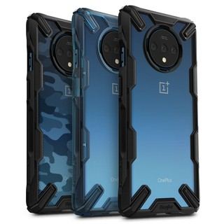 OnePlus 7T Case (2019) - Ringke Fusion X Case Cover