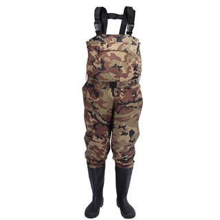 Fishing Boots Pants Breathable Fishing Waders Wading Farming Overalls Clothes