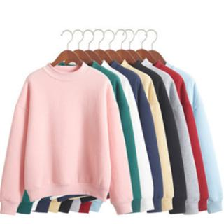 【HUAER】Women  Hoodie Sweatshirt  Casual Long Sleeve Sweatsuit Jumper Pullover Thick Hooddie Tops