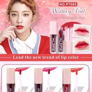 Lip Tint Peinifen stain that stays on lips, light feel, and super pigmented formula