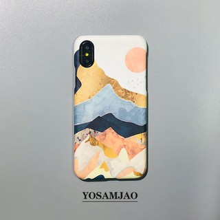 Suitable for Sun Huawei P30 mobile phone case P20 / P30pro / mate20 / mate9 / mate10 half pack hard shell