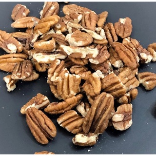 Pecan nuts. Deliciously for baking, late night snack