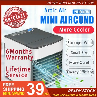 Ready stock2019NEW Mini Fan Mini Aircond Cooler Air And Mini Conditioning