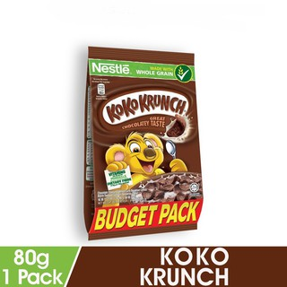 NESTLE KOKO KRUNCH Cereal 80g