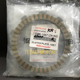 KR150 ZX150 SHADOW600 CLUTCH PLATE OET HIGH QUALITY