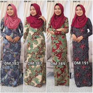 Kurung Mini Exclusive Dhia Cotton DM