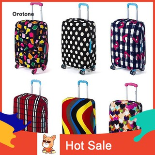Or Elastic Dustproof Travel Luggage Cover Protective Case for 18-28inch Suitcase-part 2