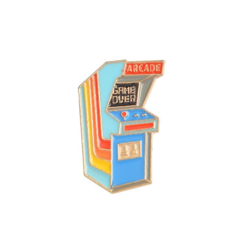 Cartoon  Game Machine Table  Brooch Cute Dresses Hat Scarf Decor Accessory