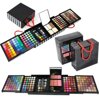 OS 177 Colour Eyeshadow Blush Lipstick Foundation Cosmetics Make Up Palette