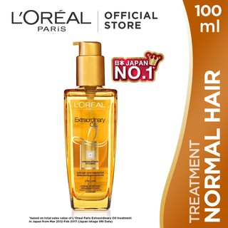 L'Oreal Extraordinary Oil For Normal/Oily Hair (100ml)