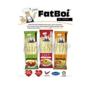 FatBoi Original Wheat Noodles 300g