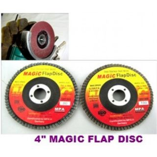 Flap Disc Magic 4