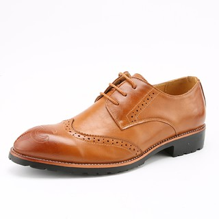Handsome Men Formal Office Lace Up Brogues Shoes Smart Party Business Graduation Work Classic