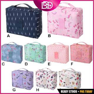 BBD Multifunction Ladies Square Toiletries Cosmetic Pouch Travel Bag TR020