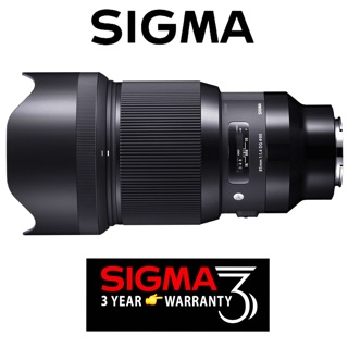 Sigma 85mm f/1.4 DG HSM ART LENS ORIGINAL FOR SONY E-Mount/full frame format