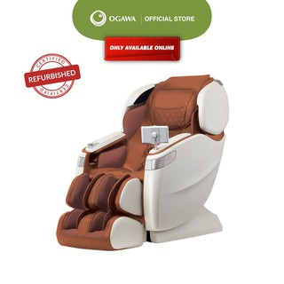 Ogawa Master Drive 4D Thermo Care Massage Chair (Refurbished)