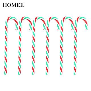 Christmas Candy Cane Christmas Ornaments Hanging Decoration For Home Decor Nice